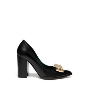 bow-pump-black-kidskin