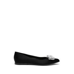 bow-flat-black-satin