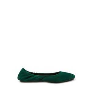 fly-ballerina-bottle-green-suede
