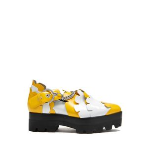 track-flower-chain-flat-firefly-polished-calf