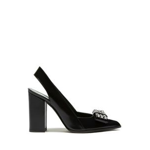 bow-slingback-pump-black-silver-toned-polished-calf