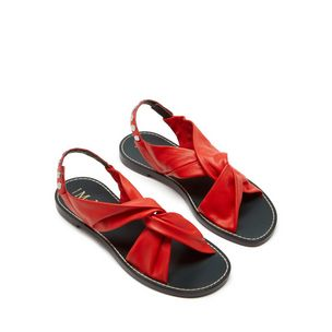 capri-drape-flat-sandal-fiery-red-lamb-nappa-leather