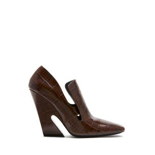palace-bootie-dark-brown-croc-print