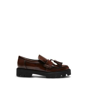 flat-tassle-loafer-caramel-dark-brown-polished-calf