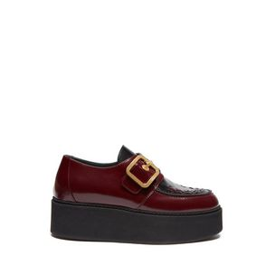 flag-monk-strap-shoe-oxblood-black-polished-calf