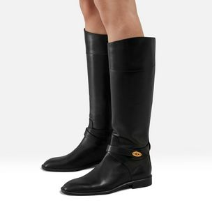 jodhpur-flat-boot-black-flat-calf