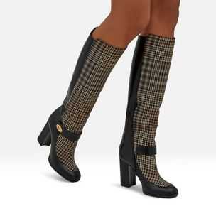 lock-boot-black-rosewater-flat-calf-medium-houndstooth-wool