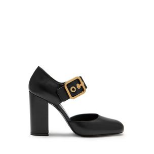 buckle-mary-jane-pump-black-flat-calf