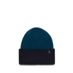 knitted-beanie-petrol-blue-lambswool