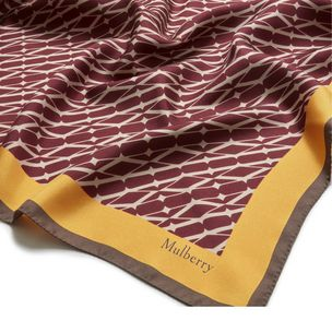 monogram-square-scarf-crimson-silk-twill