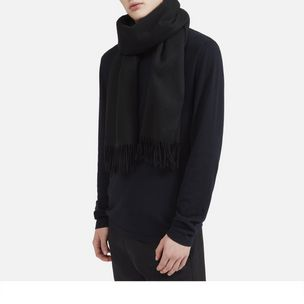 lambswool-scarf-black-lambswool