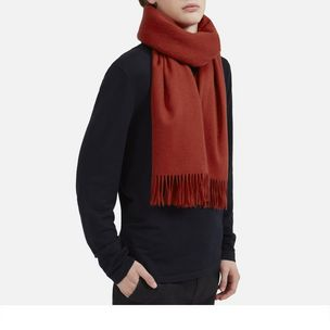 lambswool-scarf-rust-lambswool
