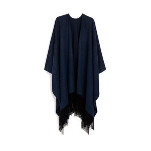 melange-poncho-midnight-lambswool-cashmere