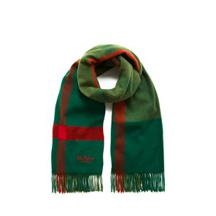 large-check-scarf-grass-green-lambswool