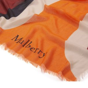 m-print-square-bright-orange-silk-modal
