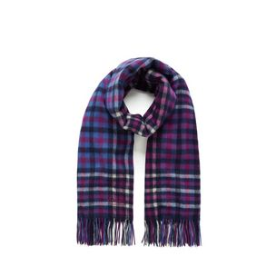 large-check-lambswool-scarf-violet-lambswool