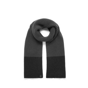 knitted-scarf-grey-lambswool