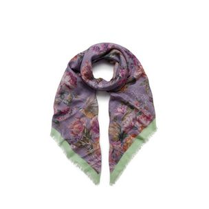floral-animal-square-lilac-silk-modal