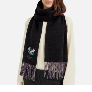 large-embroidered-lambswool-scarf-black-lilac