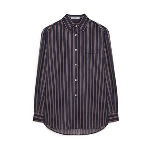 keira-shirt-midnight-chalk-oxblood-college-stripe-silk-twill