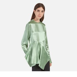 vicky-blouse-mint-duchess-satin-crepe
