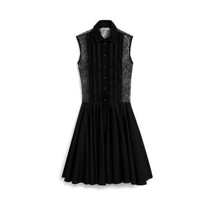 etta-plastron-dress-black-poplin