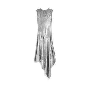 isla-dress-silver-shiny-velvet