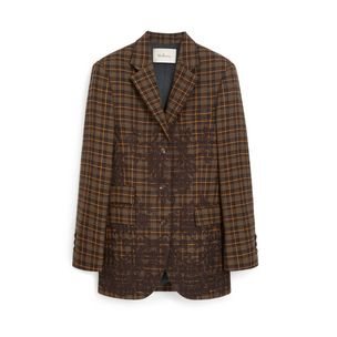 marcia-jacket-honey-embroidered-wool-check