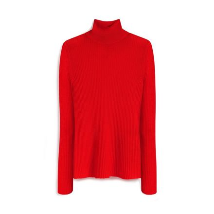 Eleanor Roll Neck Jumper