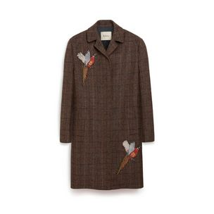 georgiana-coat-dark-brown-embroidered-wool-check