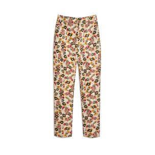 joan-slim-trouser-multicolour-flower-jacquard