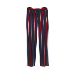 elfie-trousers-midnight-chalk-coral-red-wool-stripes