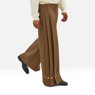 harriet-trousers-camel-mini-houndstooth-wool