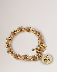 medallion-leather-chain-bracelet