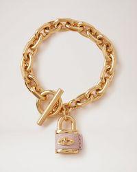padlock-chain-bracelet
