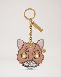 fluffy-cat-keyring