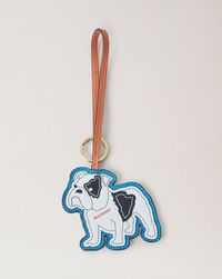 bulldog-keyring