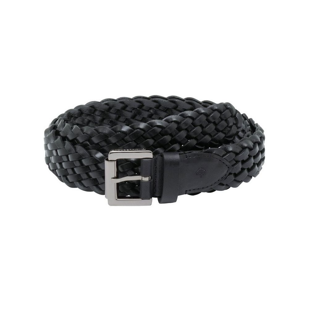 Unisex Plaited Belt