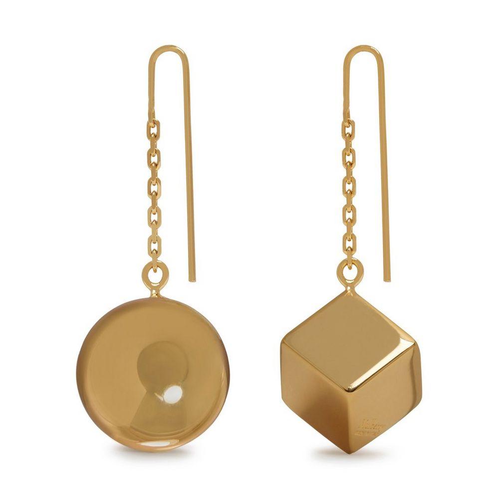 3d-sphere-&-cube-medium-earrings