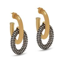 links-double-medium-earrings