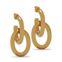 links-double-medium-earrings