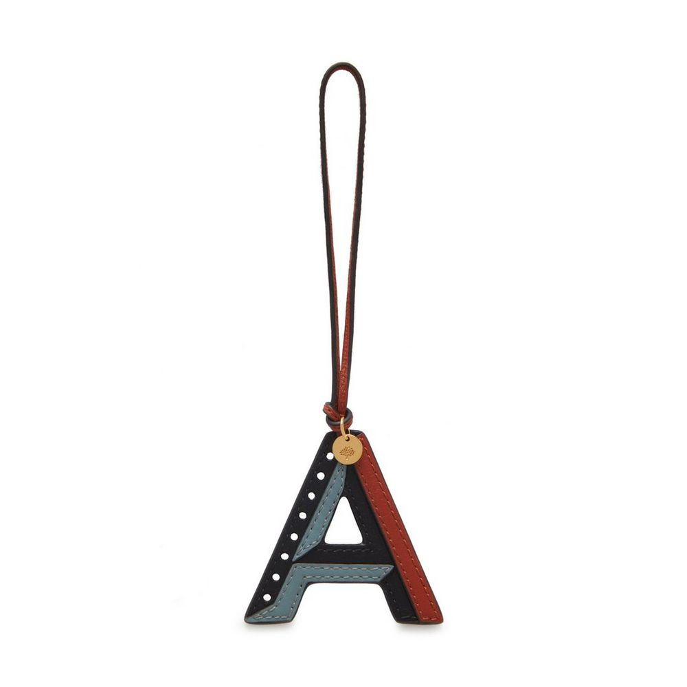 tri-colour-leather-keyring---a