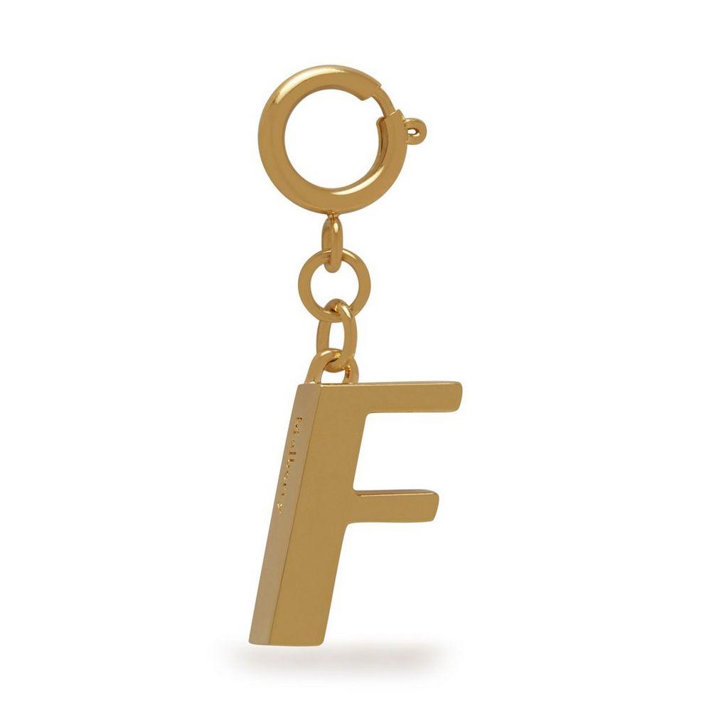 alphabet-brass-keyring---f