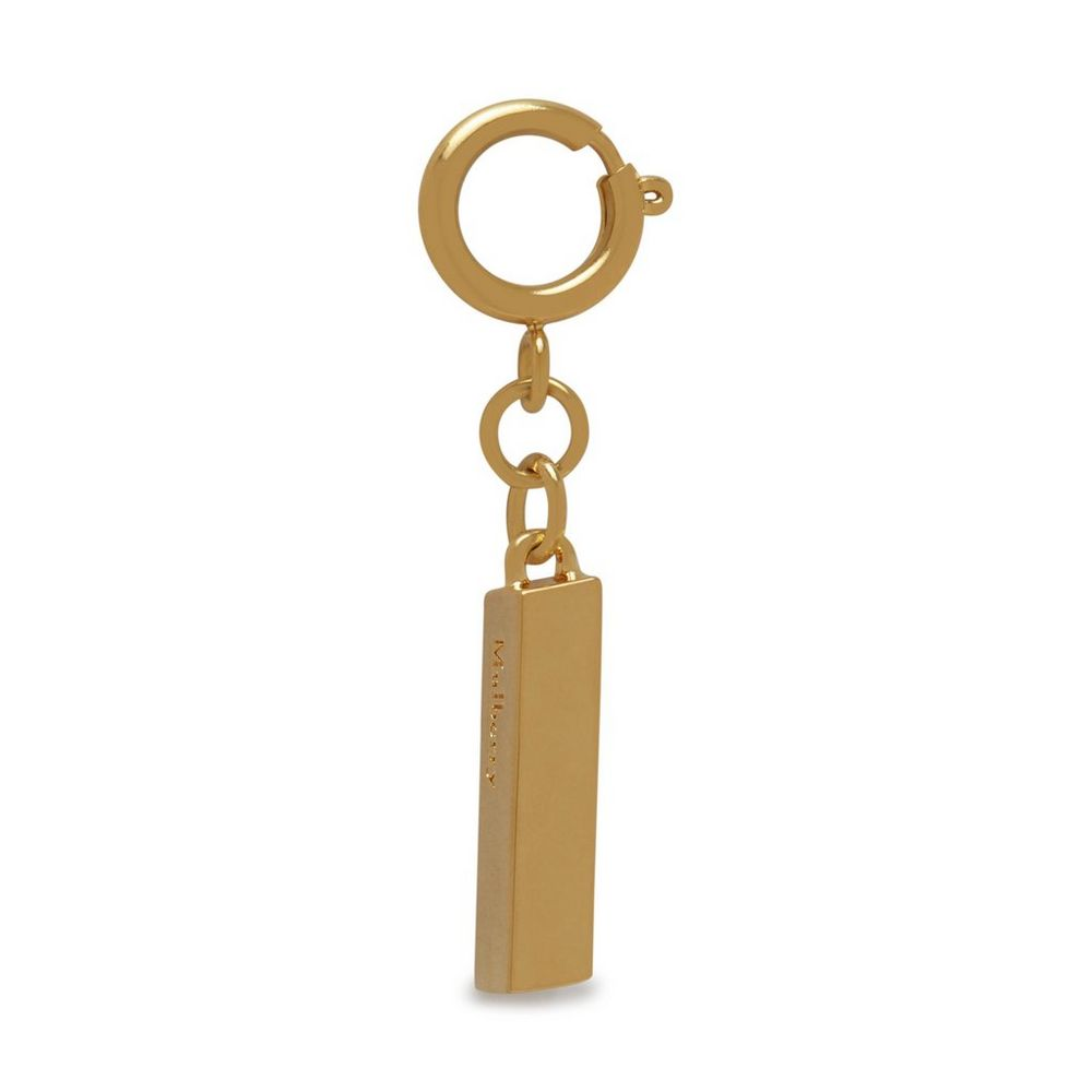 alphabet-brass-keyring---i