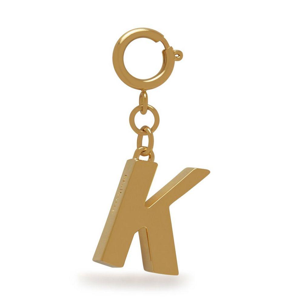 alphabet-brass-keyring---k