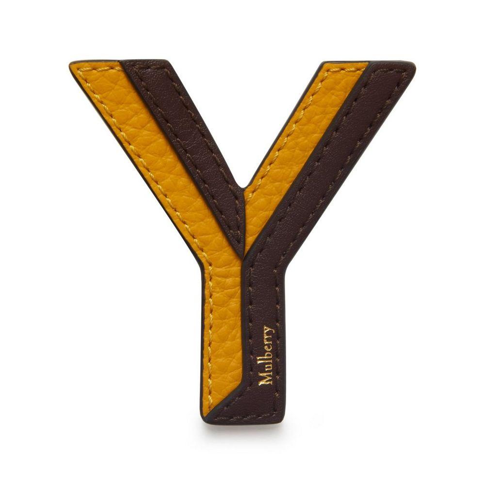 bi-colour-leather-sticker---y