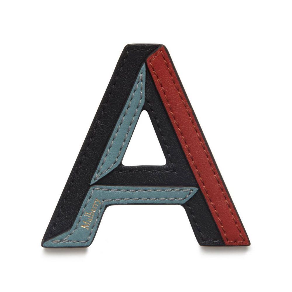 tri-colour-leather-sticker---a