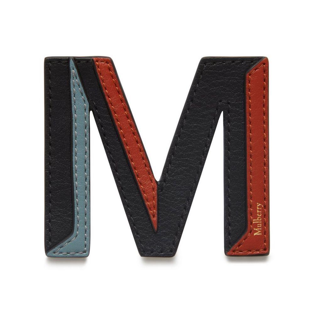 tri-colour-leather-sticker---m