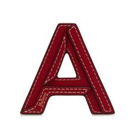 leather-sticker---a