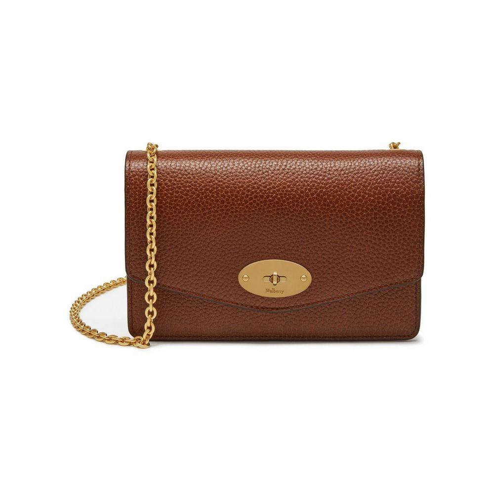 bab0f31cc94a Small Darley Oak Natural Grain Leather